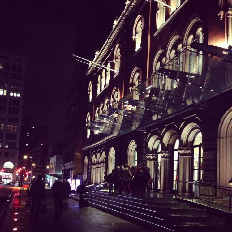The Pubic Theatre /New York City