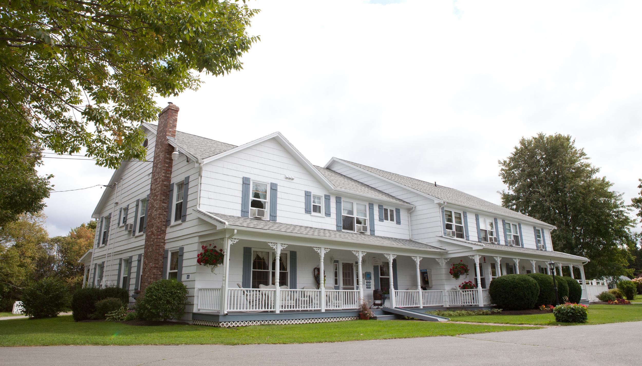 Kindred Spirits Main Inn in 2015
