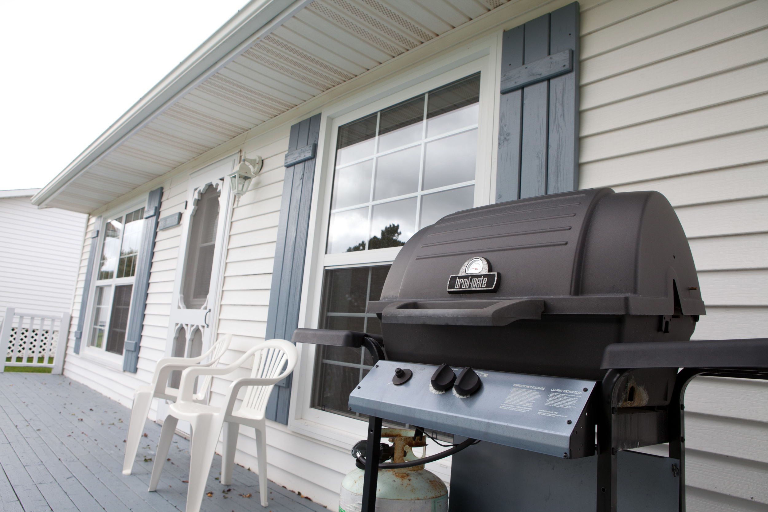 Standard Cottage Deck