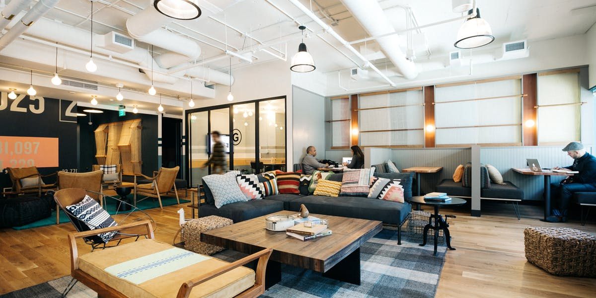 WeWork Long Beach