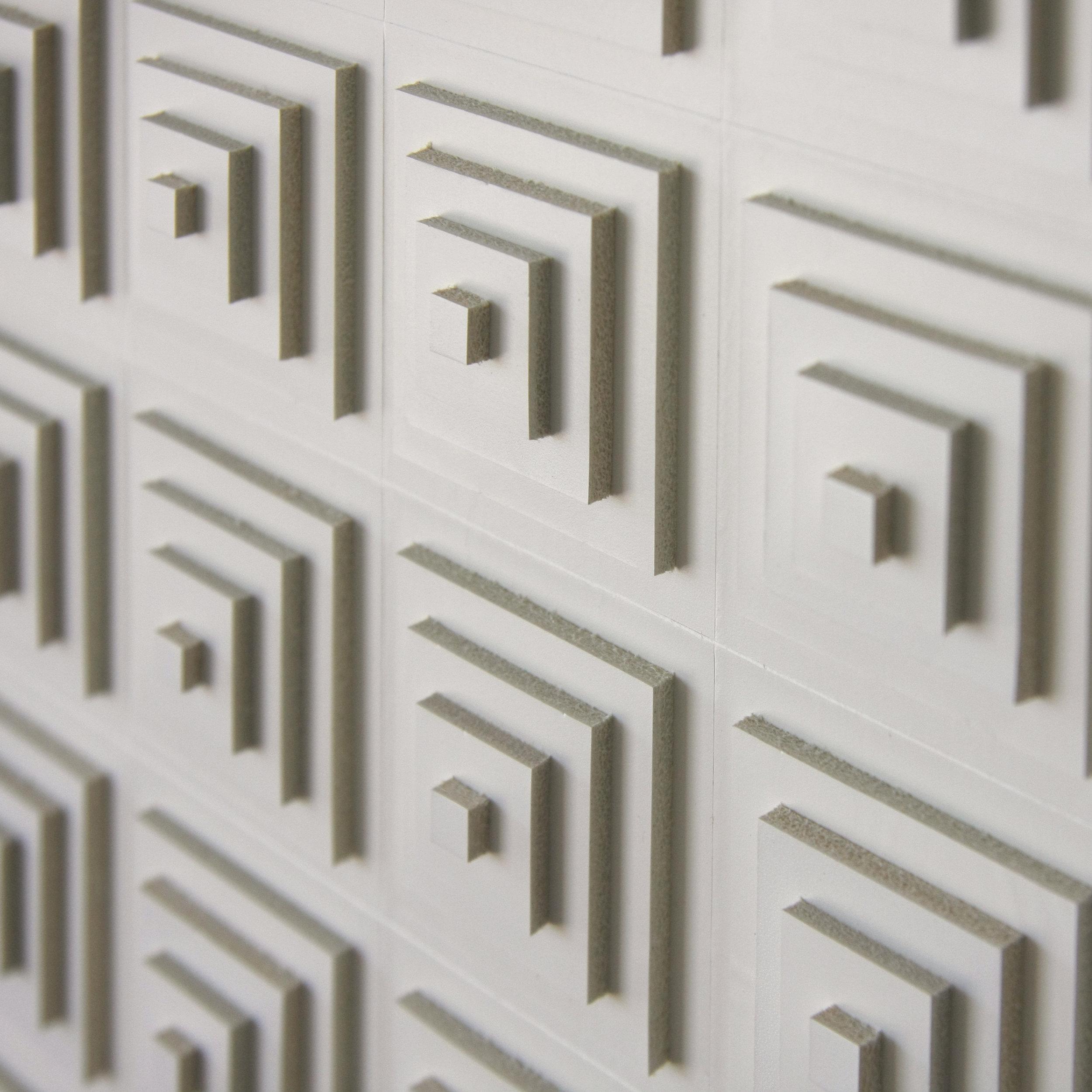 Wall Panel 070 - White