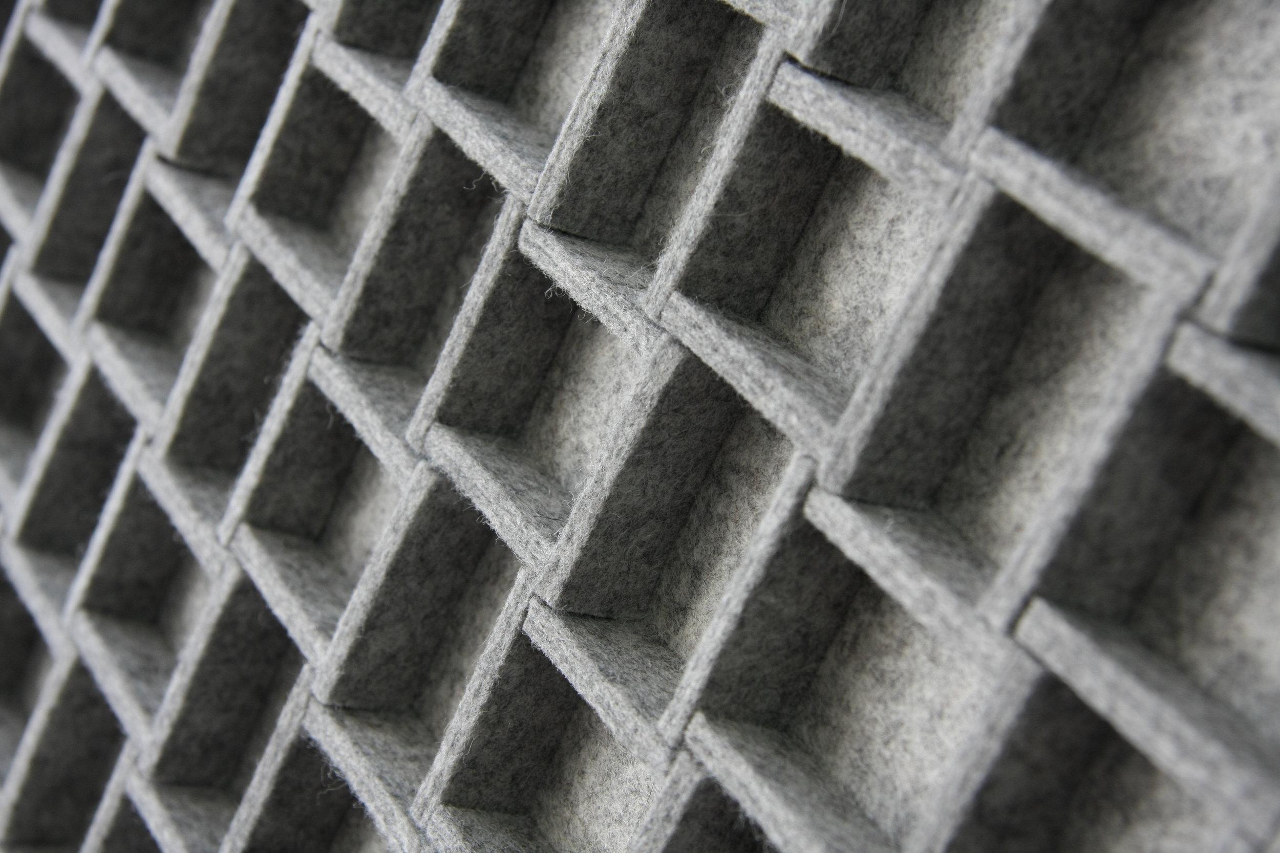 067 Wall Panel - Gray