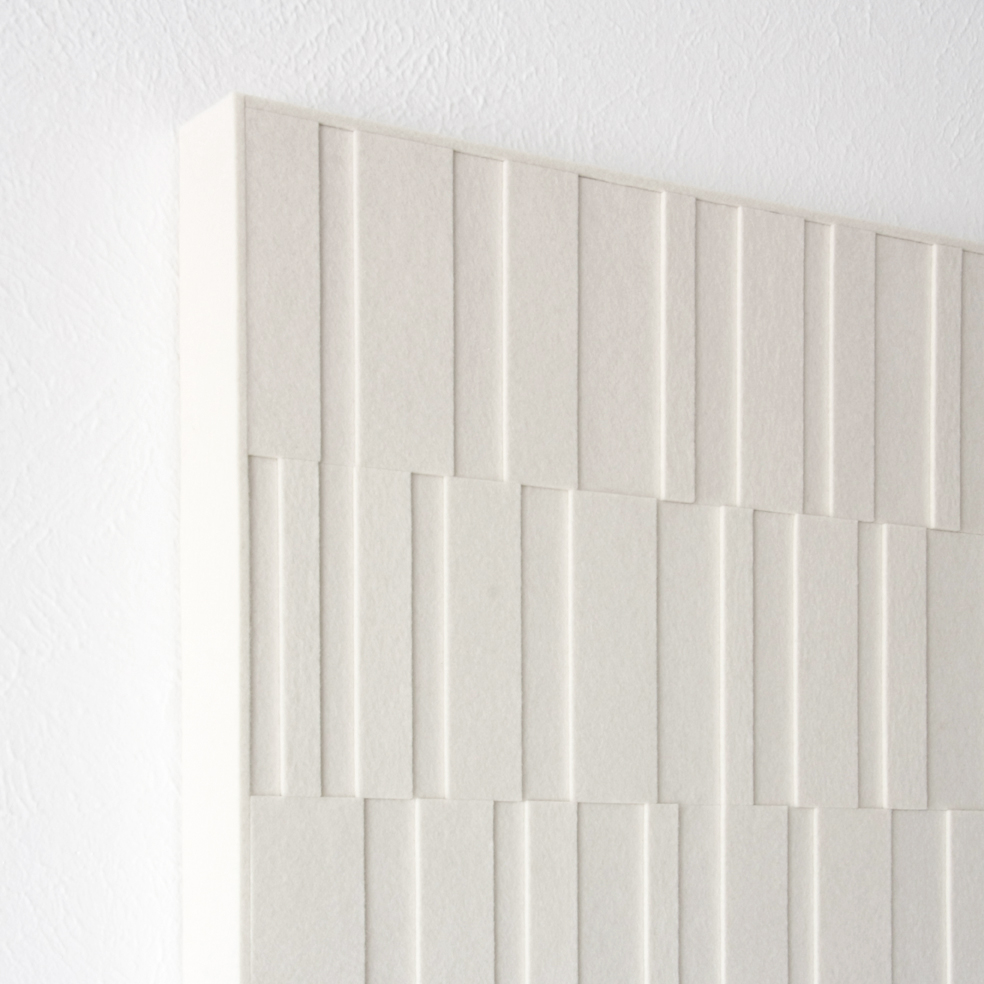 Index Dimensional Wall Panel - White