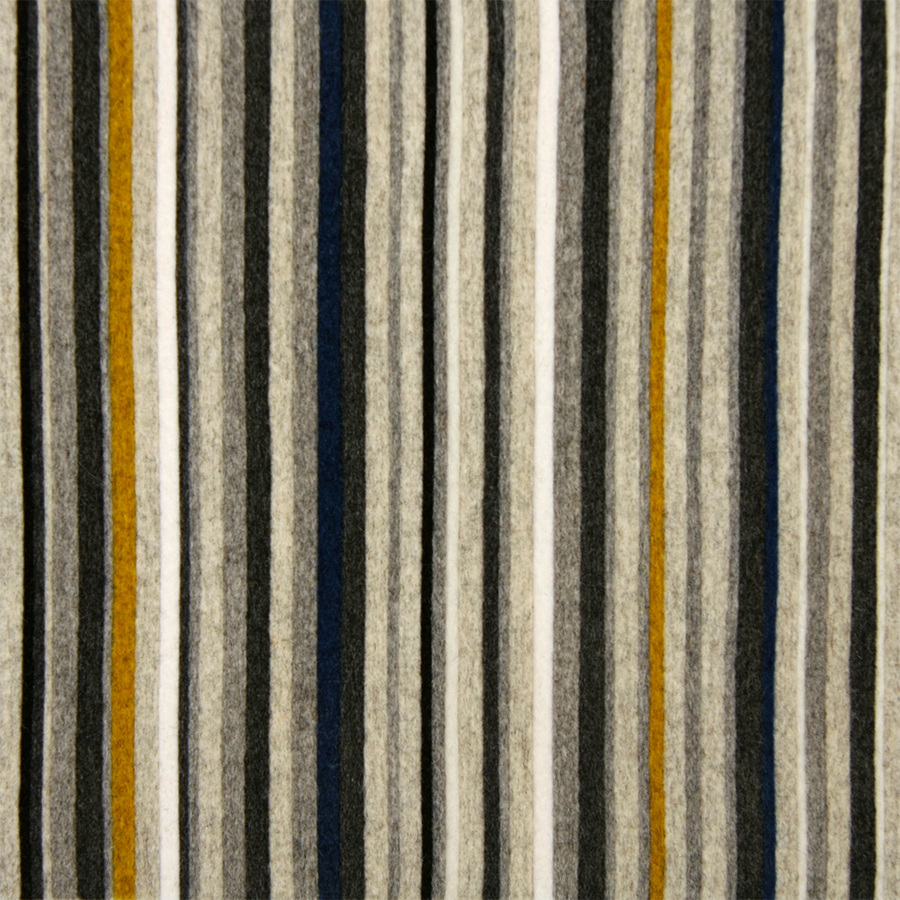 071 Wall Panel - Gray / Yellow / Black