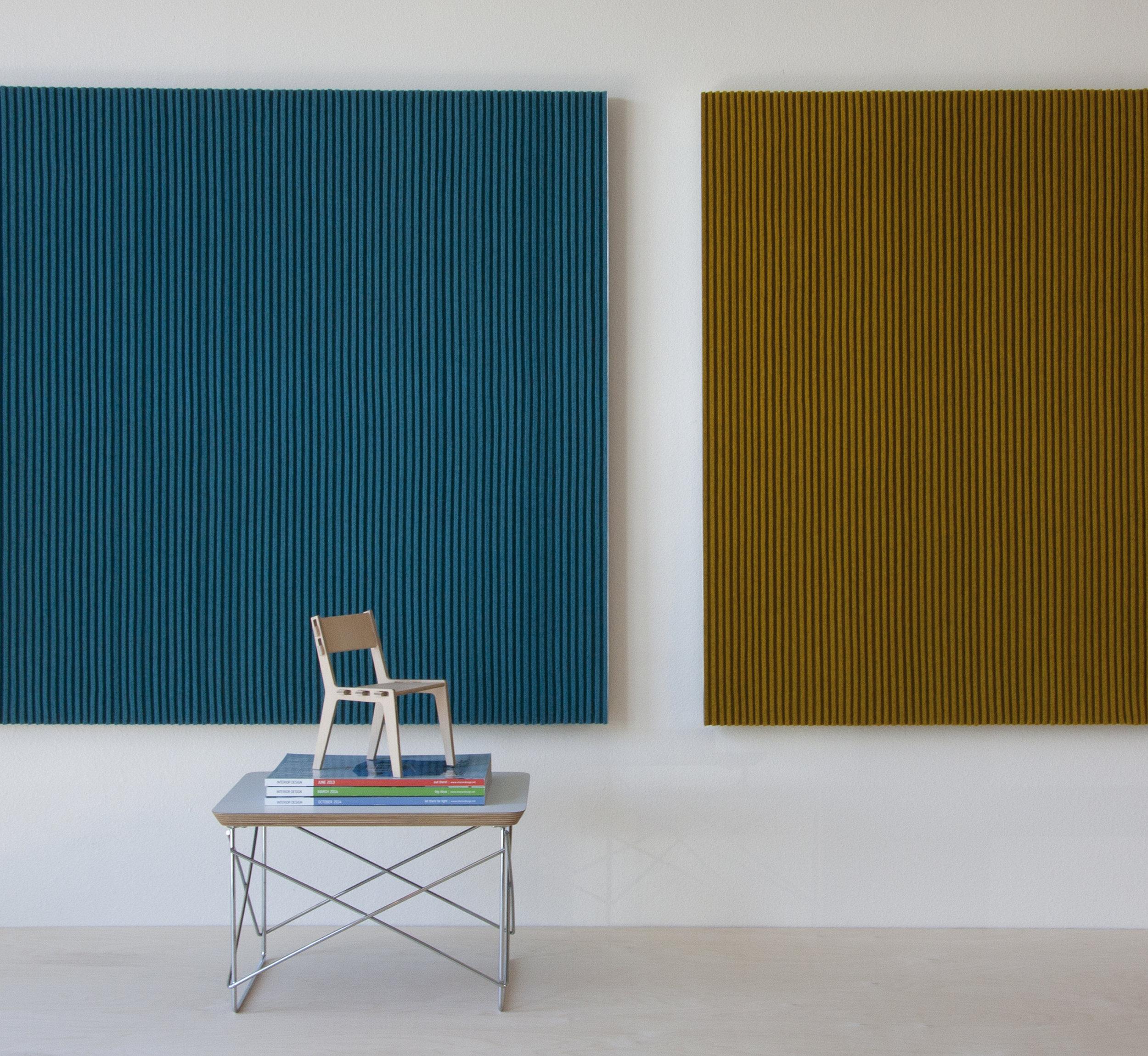 Ribsy Wall Panels -