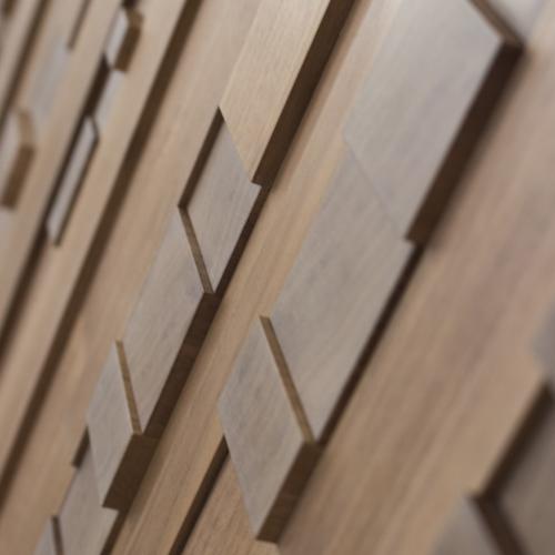 Walnut Wall Panel