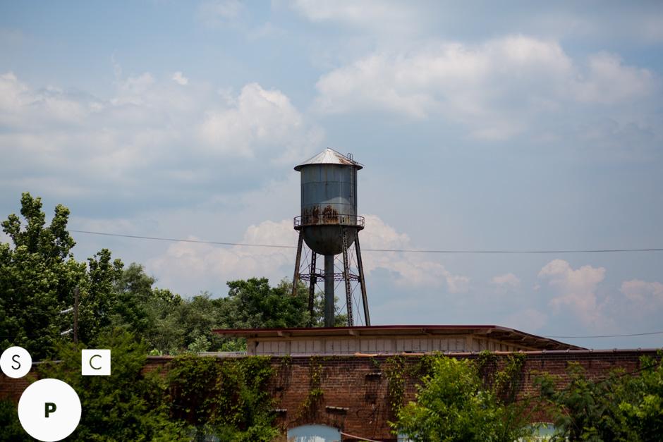 Textile Mill Grantville Coweta County ©Susan Crutchfield Photography