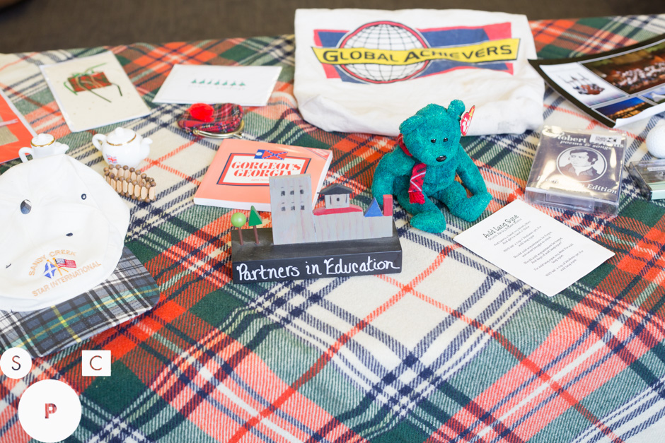 Scotland Items
