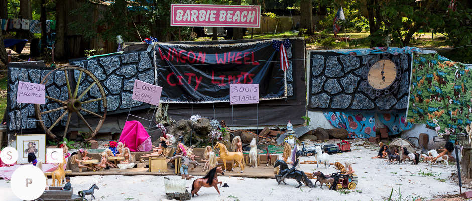 Barbie Beach Turin, GA © Susan Crutchfield Photography