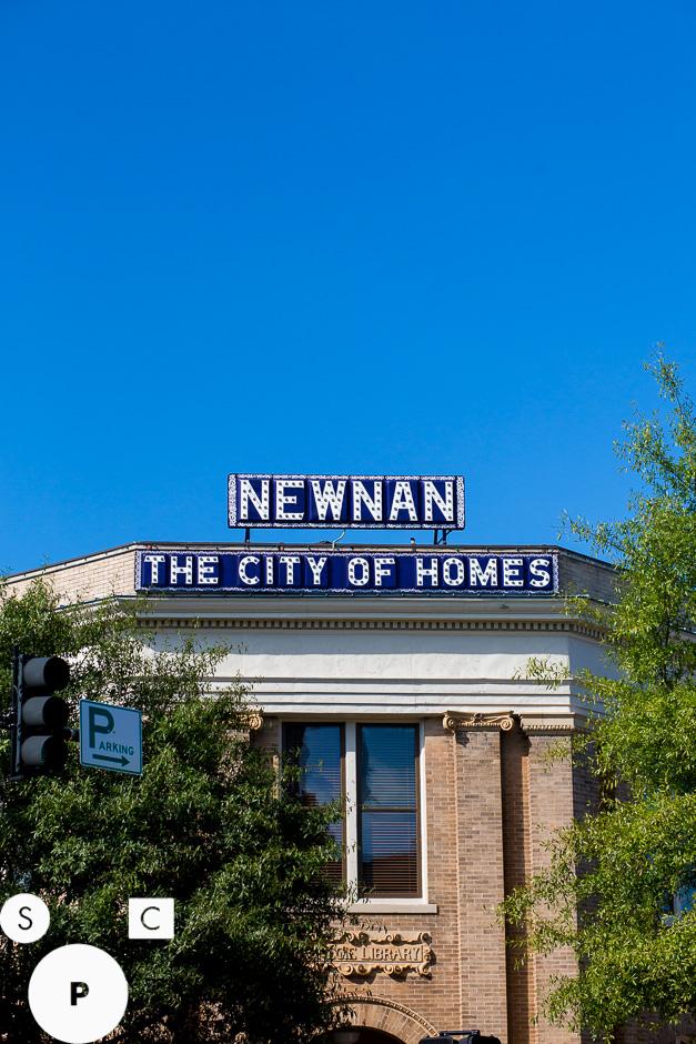 Newnan, GA City of Homes