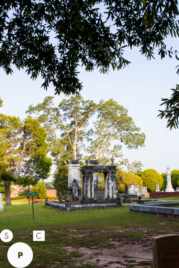 Oak Hill Cemetery Newnan, Georgia Coweta County © Susan Crutchfield Photography