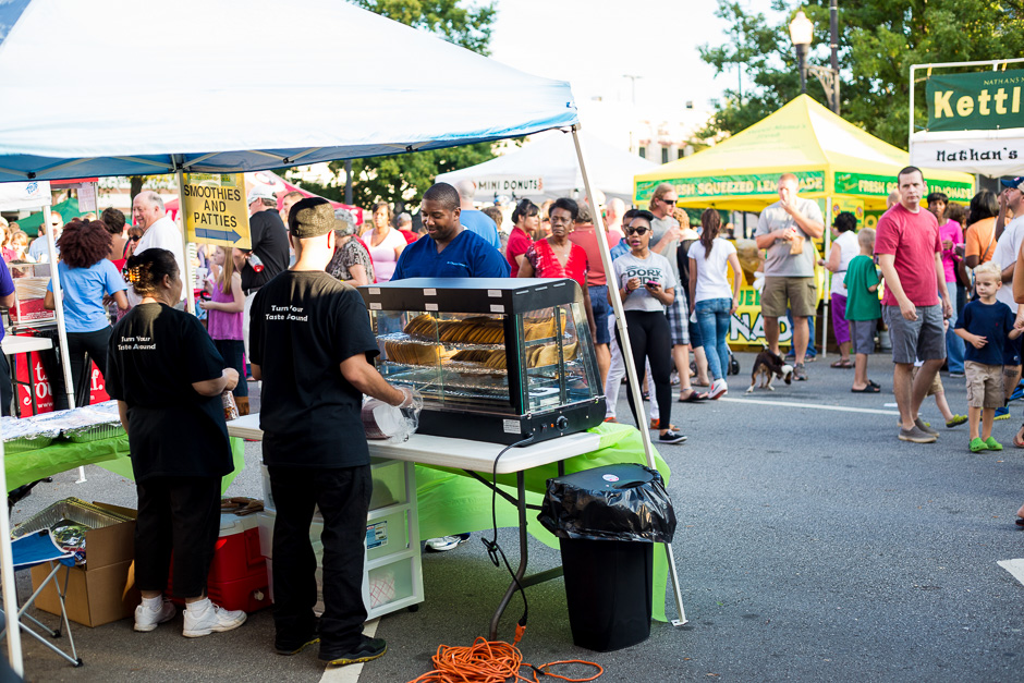 Fall Taste of Newnan 2014 © Susan Crutchfield Photography