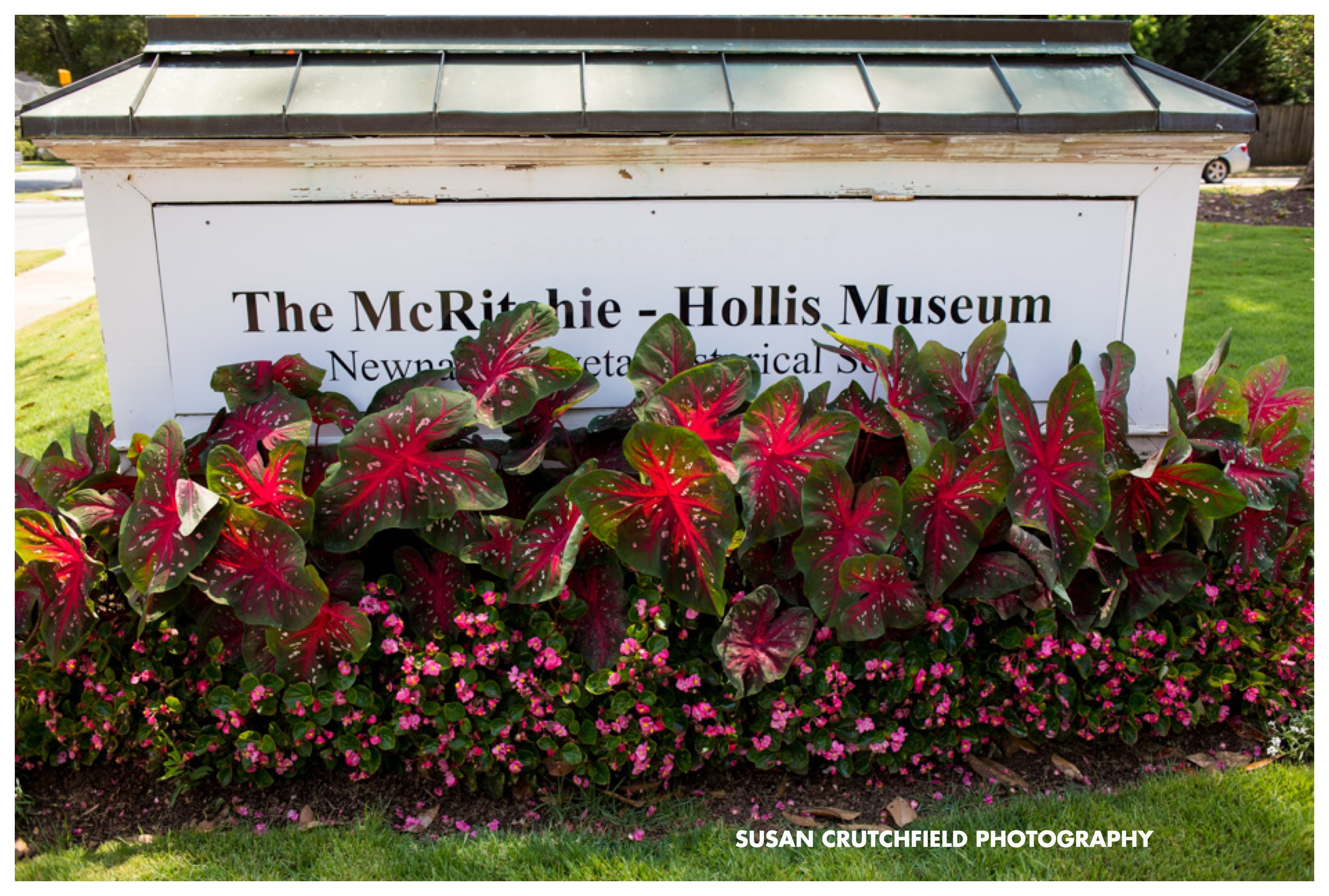 McRitchie-Hollis Museum Newnan, GA © Susan Crutchfield Photography