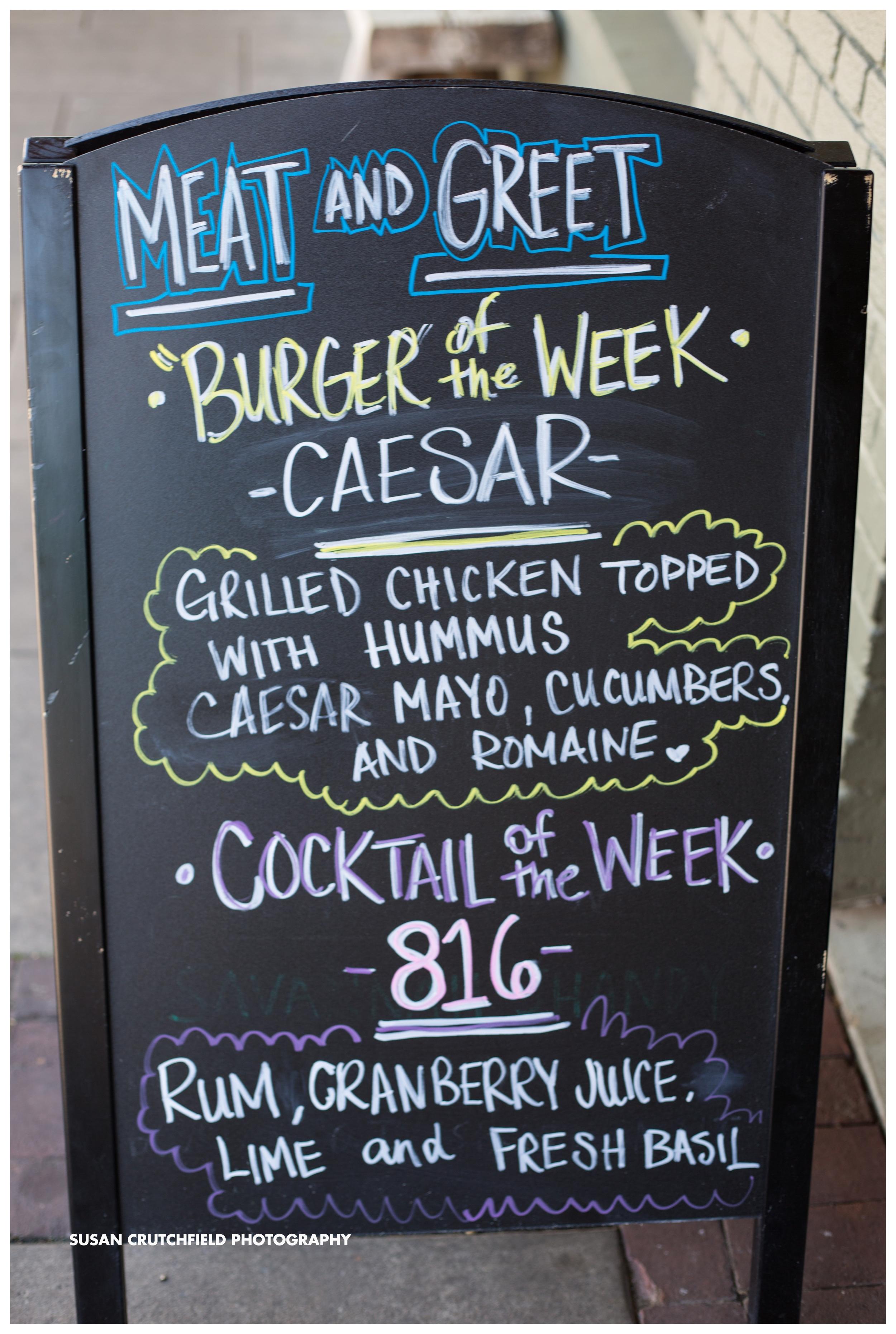 Meat N Greet Newnan, GA Dining