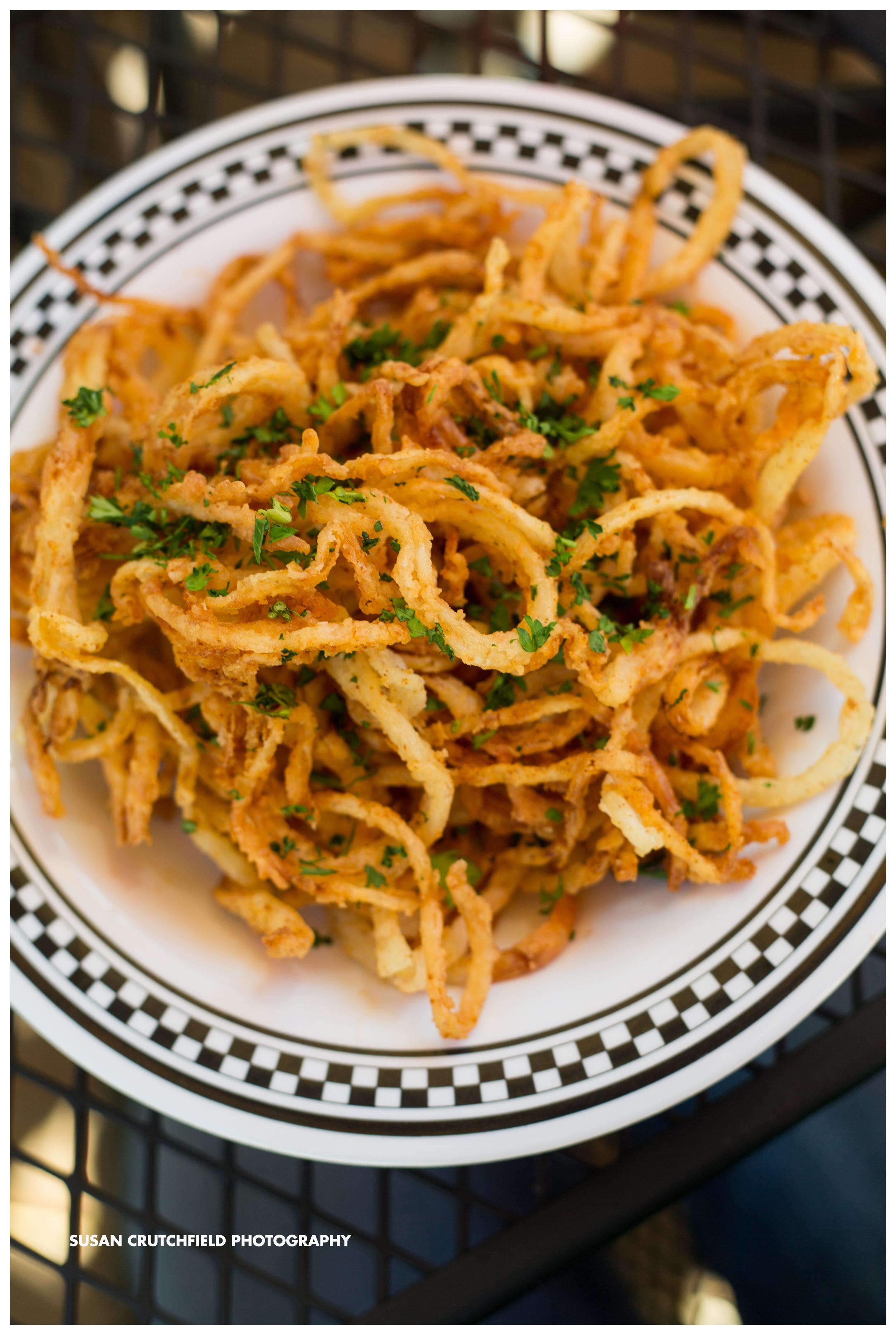 Onion Tangles Meat N Greet Newnan, GA