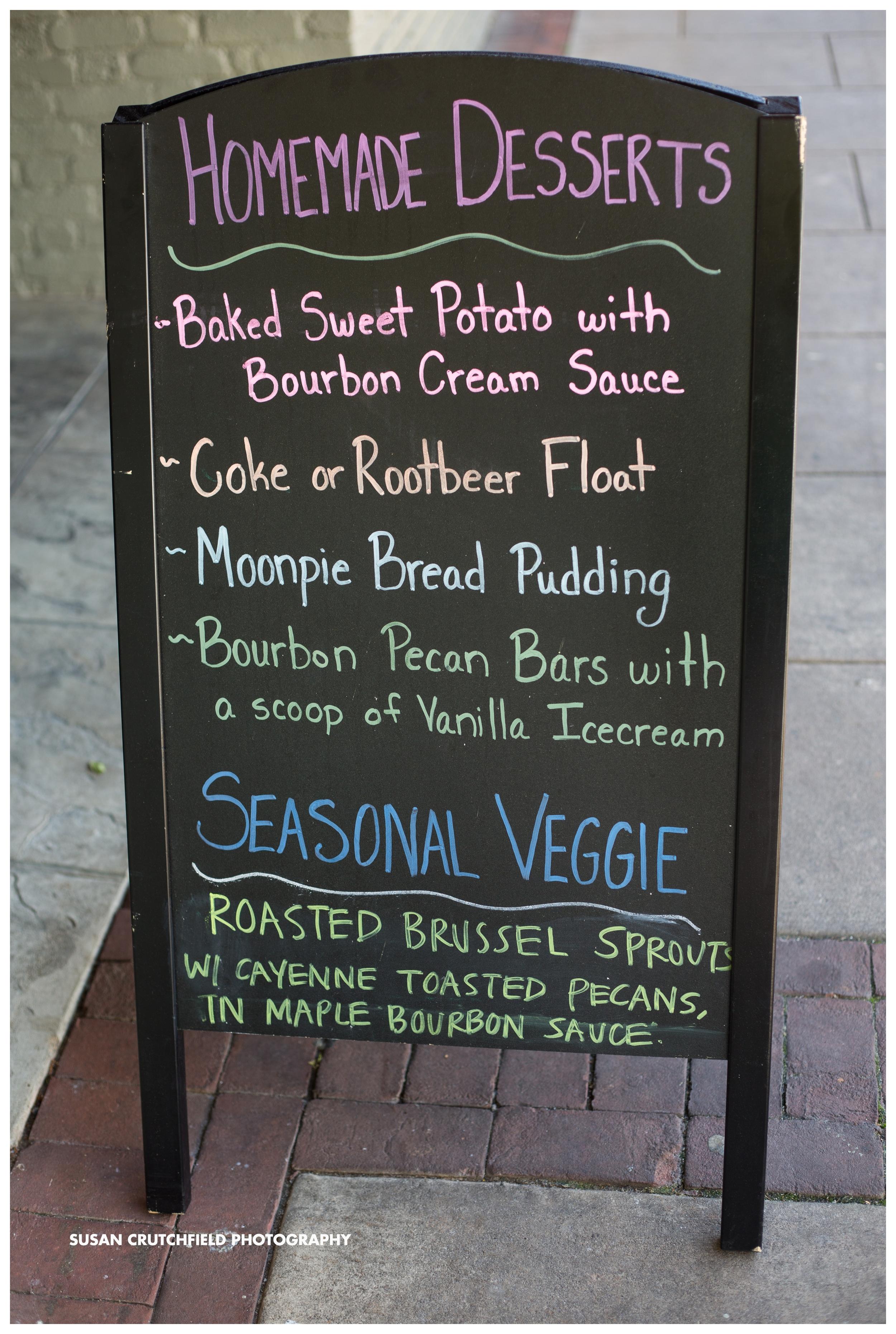 Meat N Greet Menu Newnan, GA