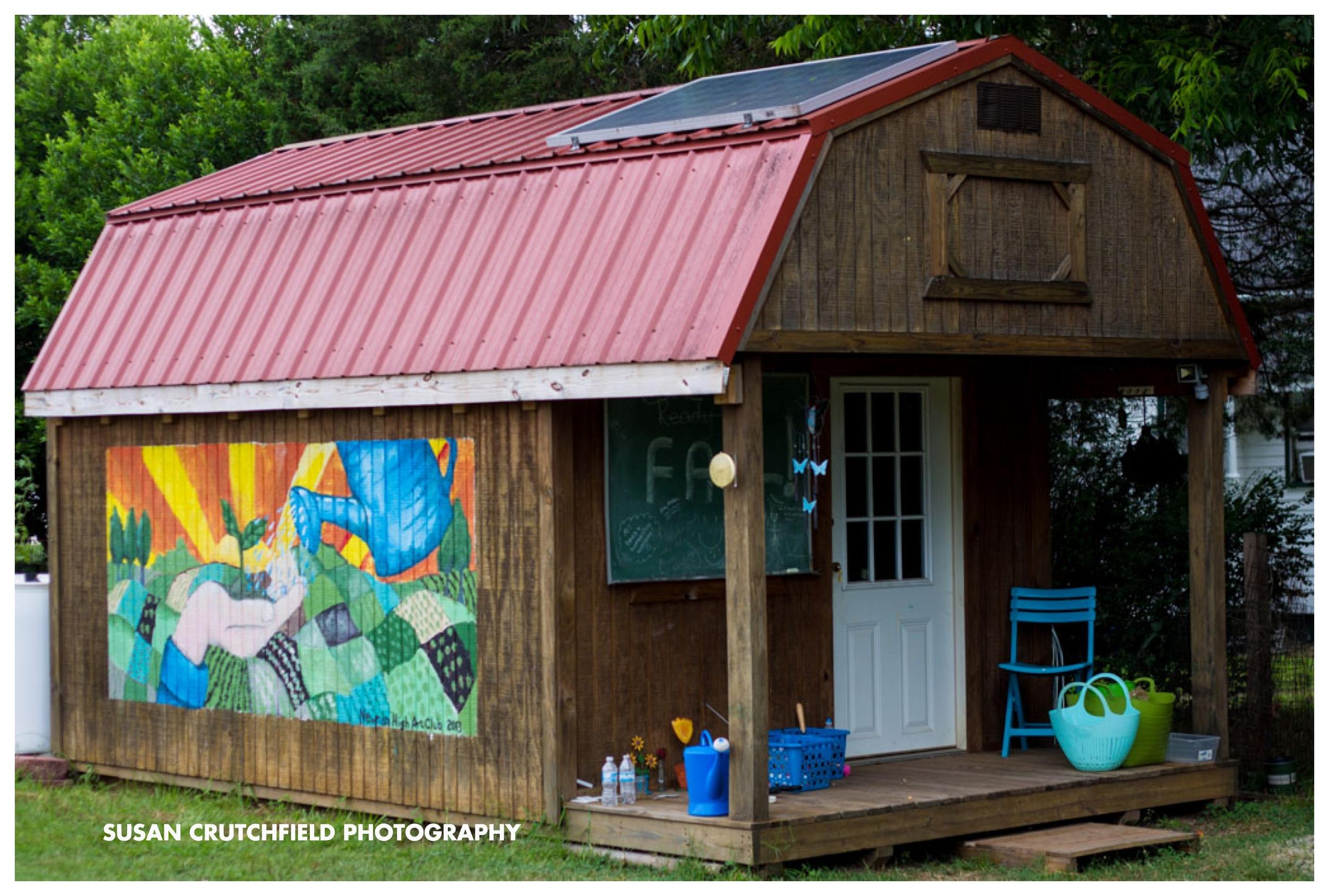 Gardening in Newnan Georgia Coweta County