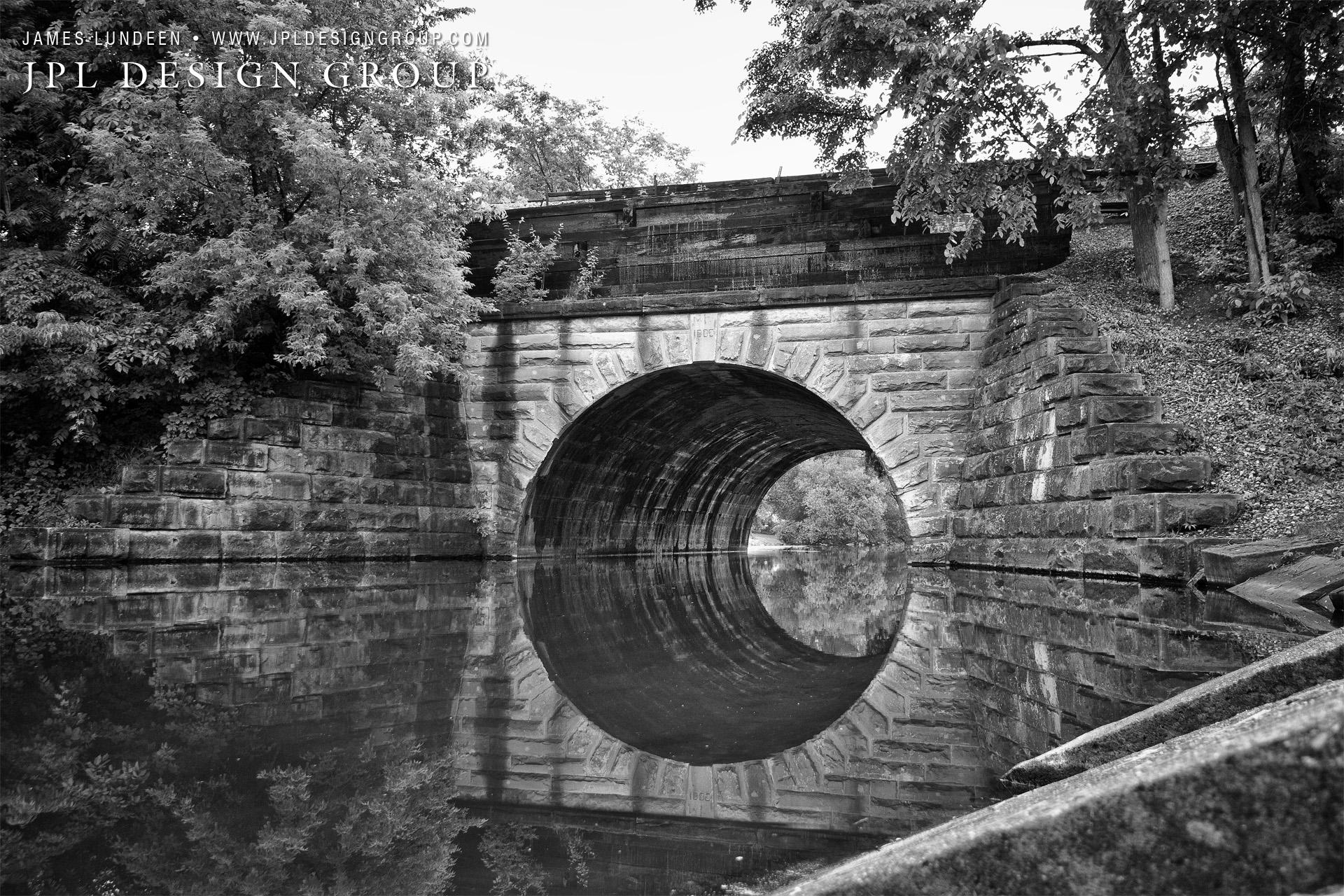 Milford, MI Railroad Bridge Photo Credit: James Lundeen