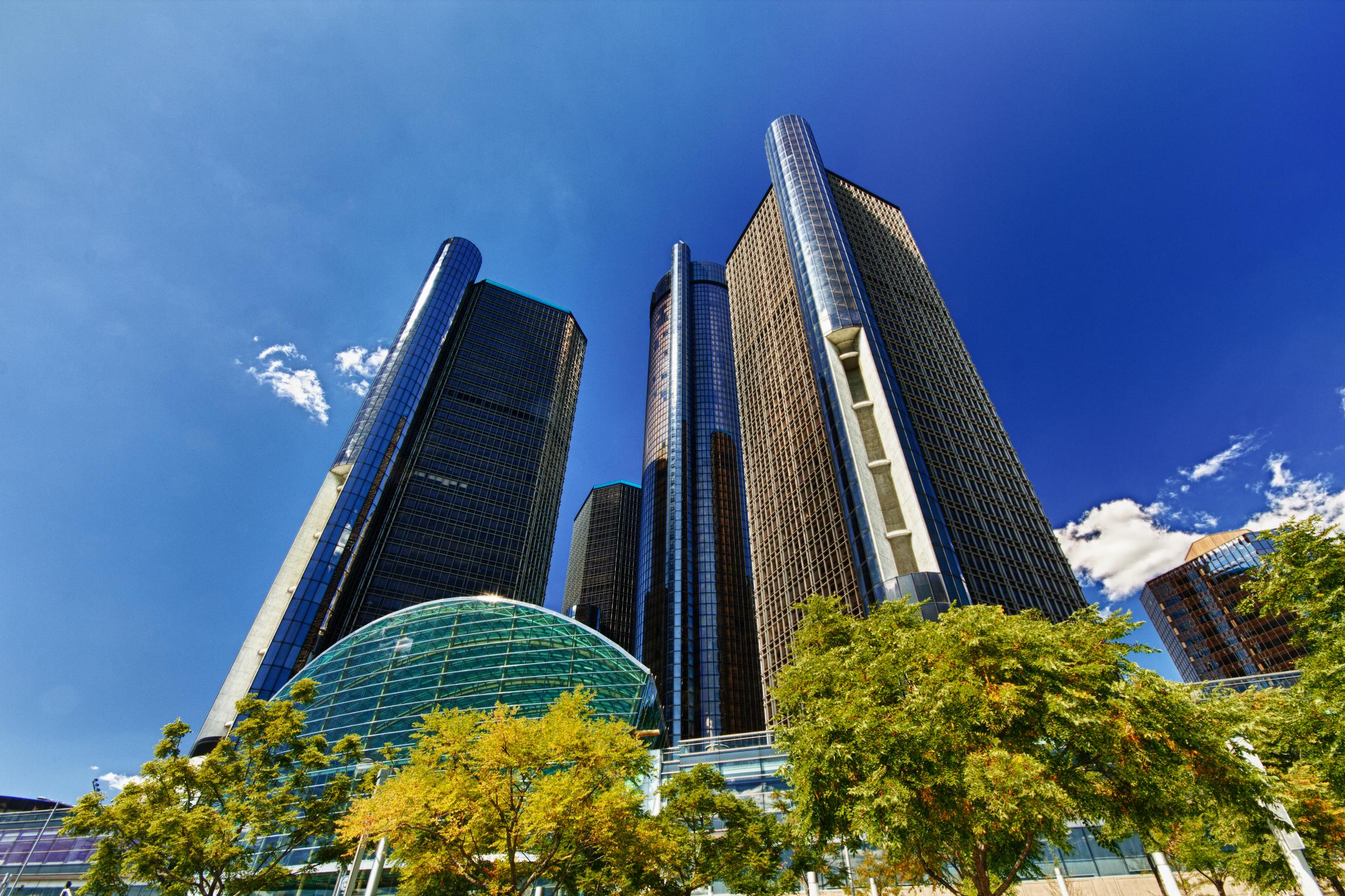 General Motors Renaissance Center