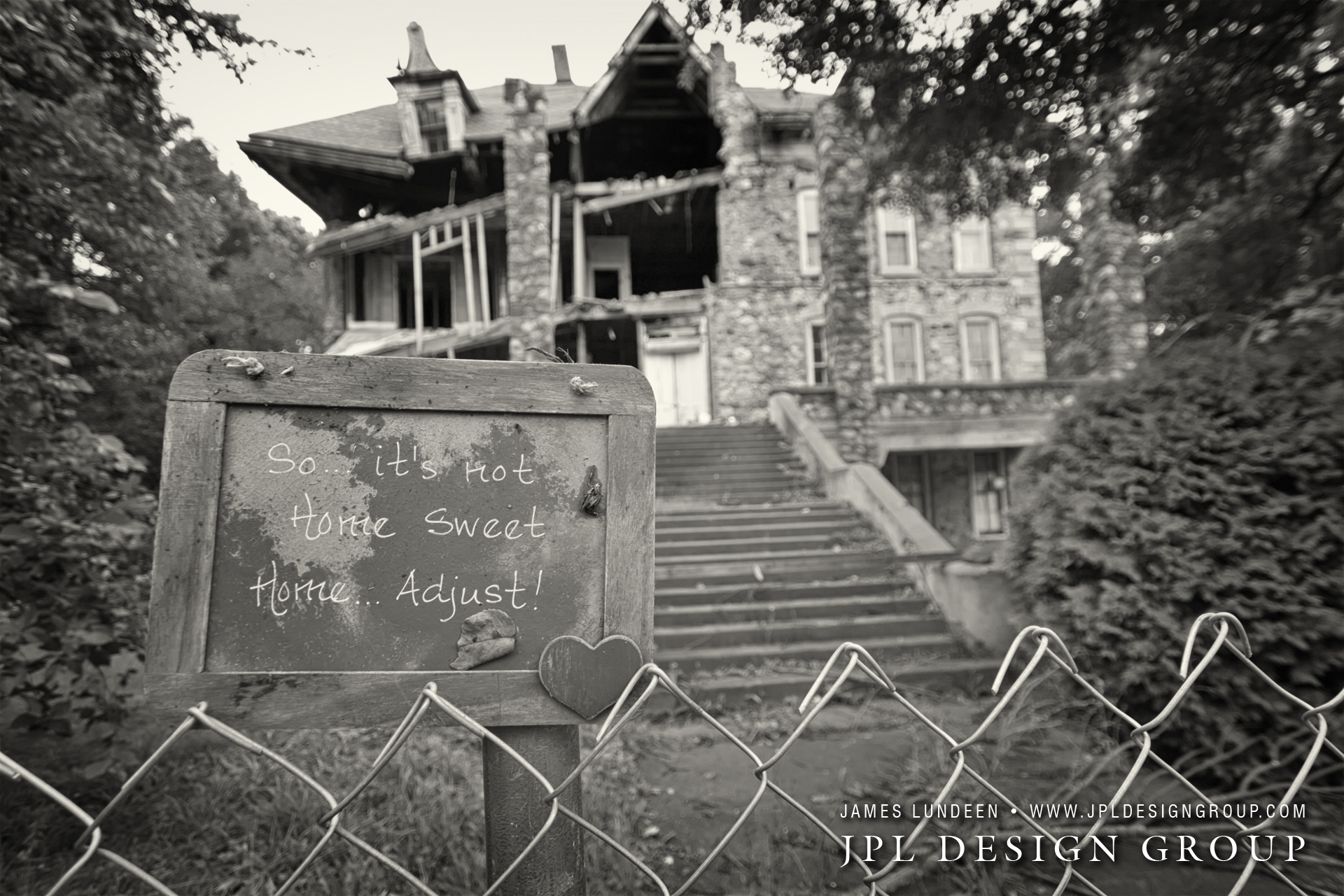 Photo by: James Lundeen  Fenton Seminary house.