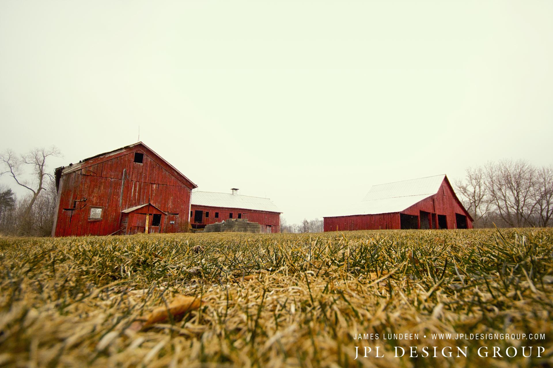 Centennial Farm • Fenton, MIchigan Photo By James Lundeen