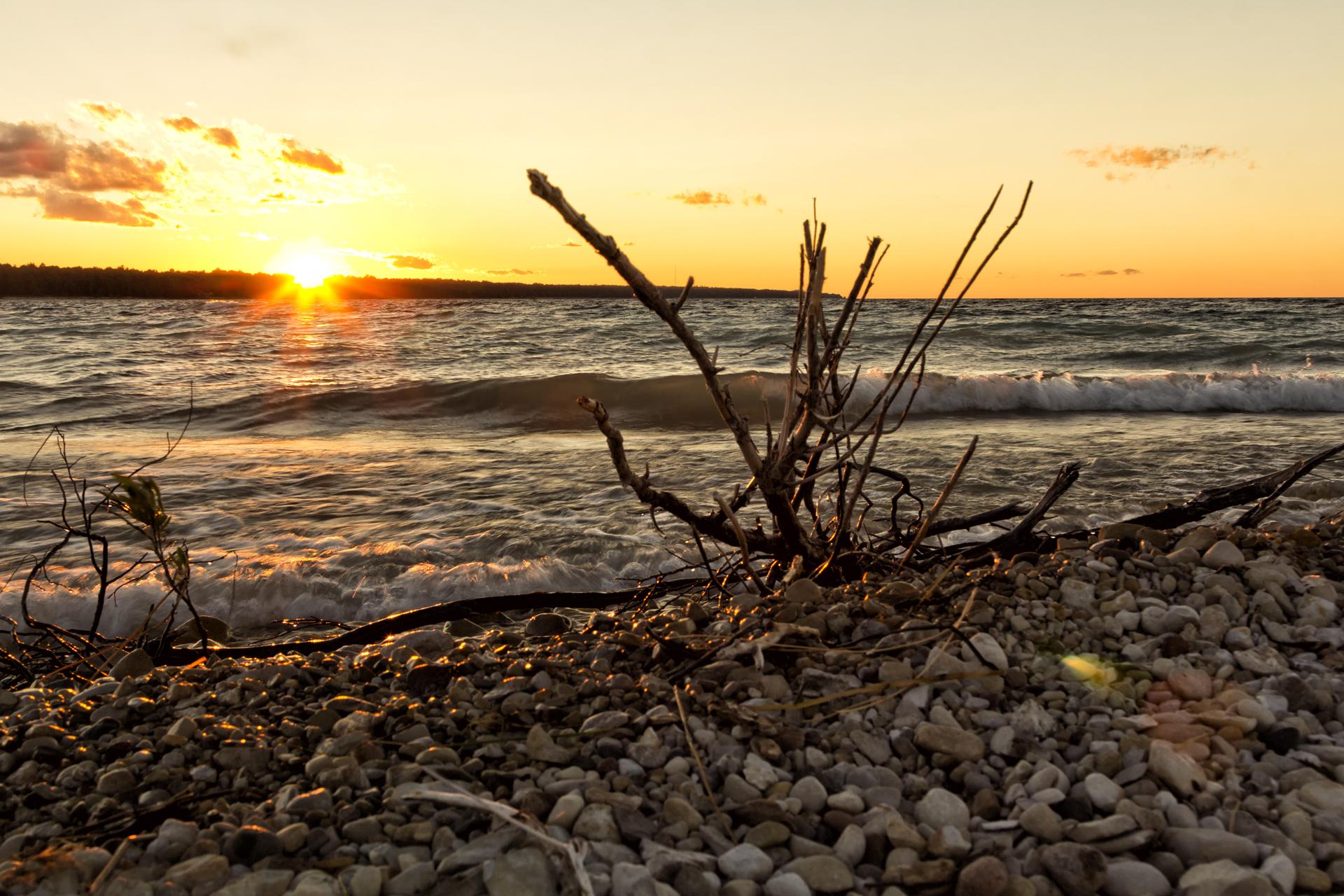 Seagull Point Sunset