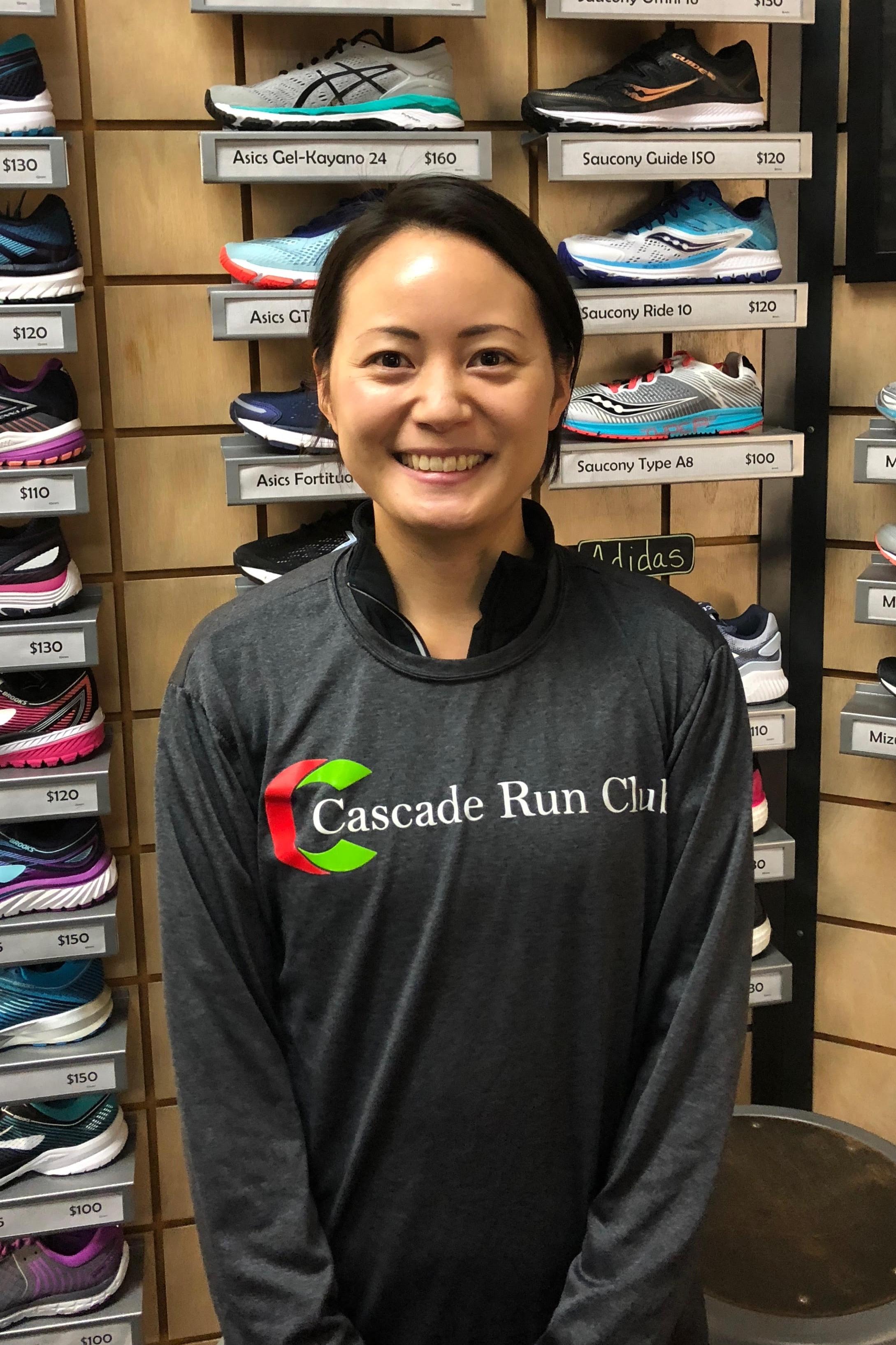 Sayaka Yoshinaga - Collegiate All American