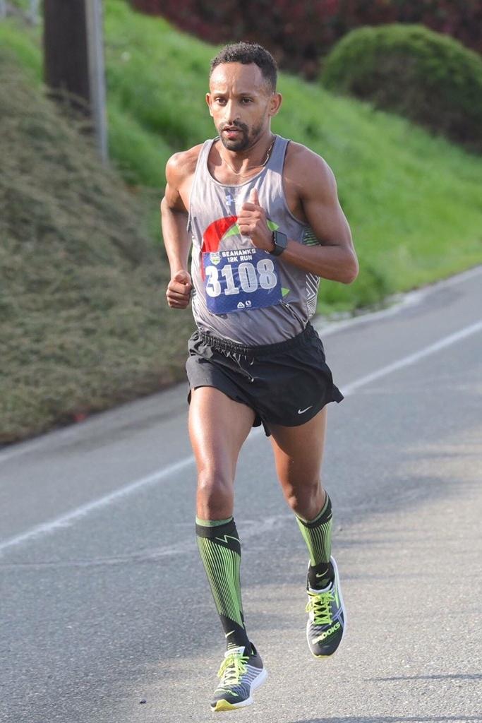 Yon Yilma - Professional Runner, Collegiate All American