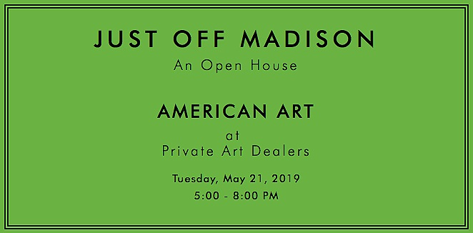 Just off Madison Advertisement, May 21 2019