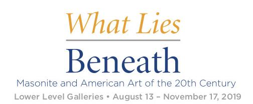 Logo for the Lauren Rogers Museum of Art