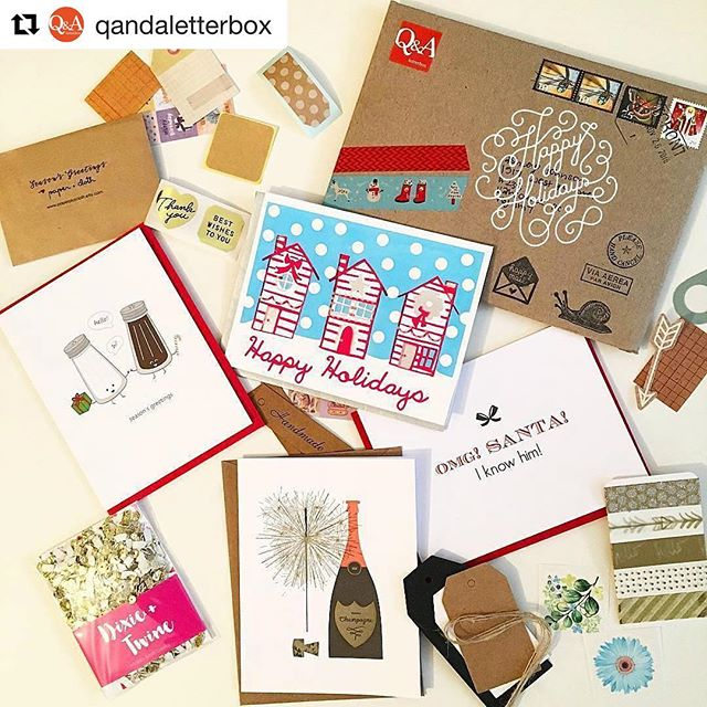 More love from @qandaletterbox