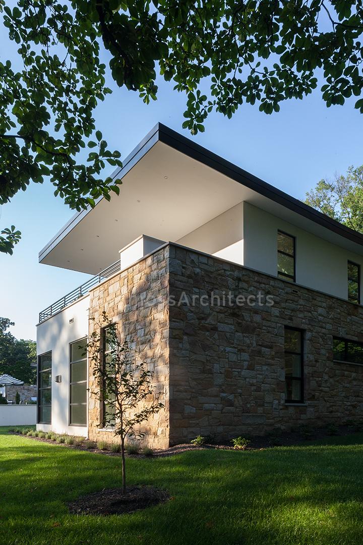 woodland road residence
