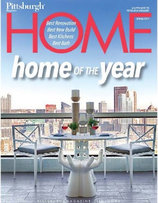 Ligonier Street Residence wins Home of the Year 2017: Best New Build award