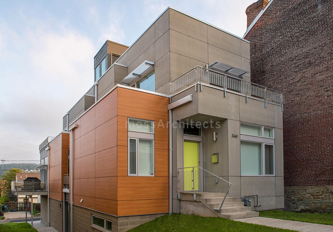 ligonier street residence