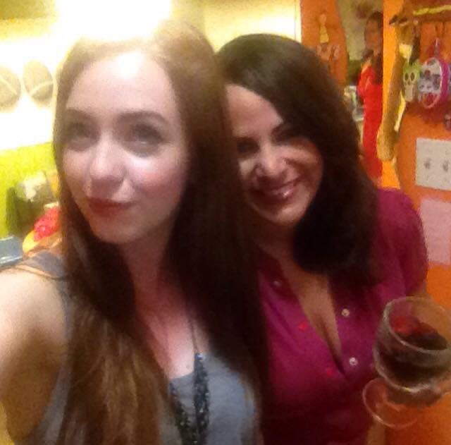 Drinks and then dancing with my girl
