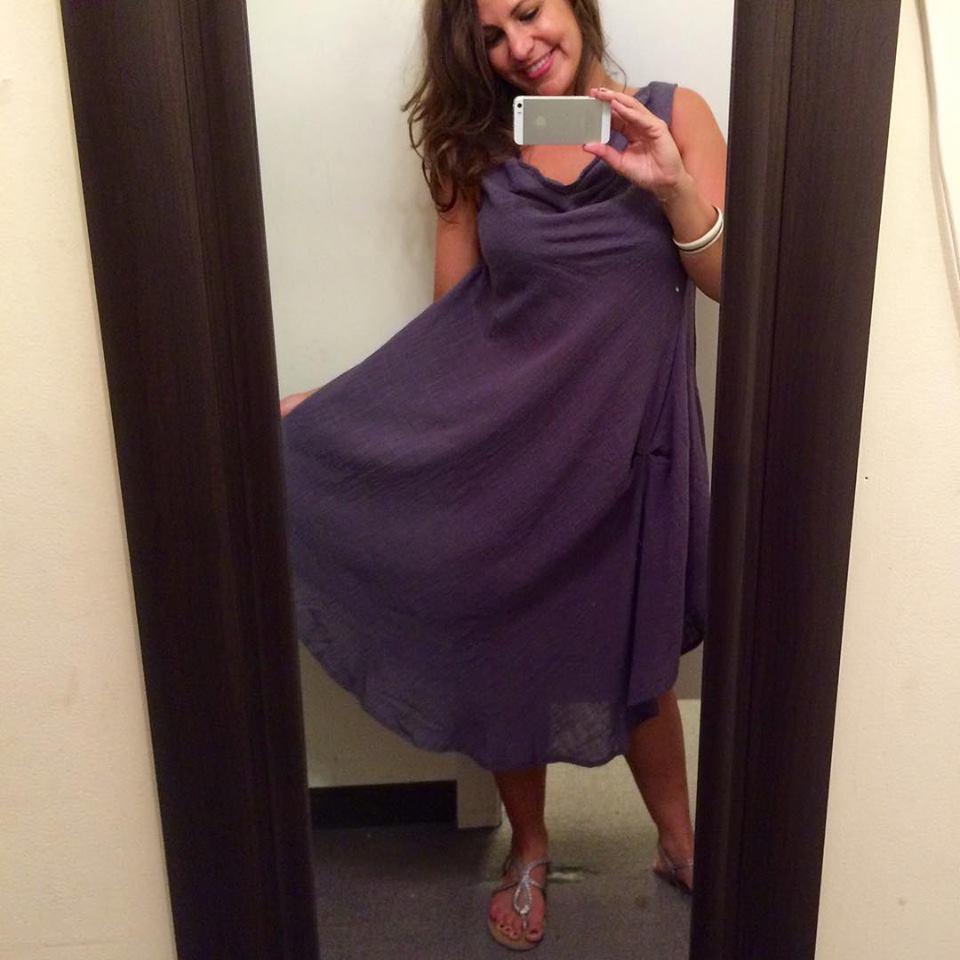 New hippy-flow dress :)