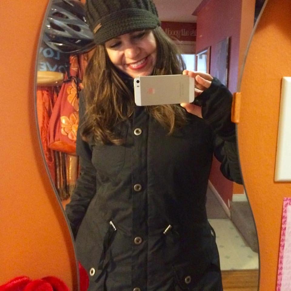 New hat! :)