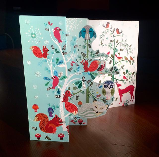 Gorgeous card from Cecilia