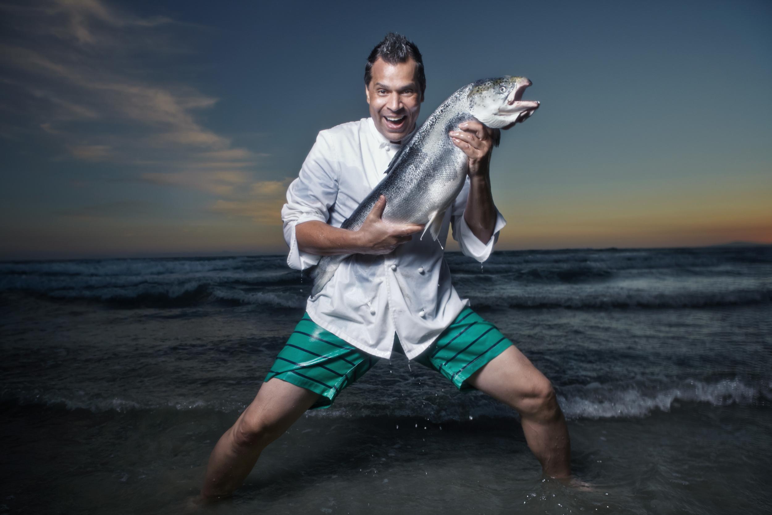 Chef Julio Hawkins