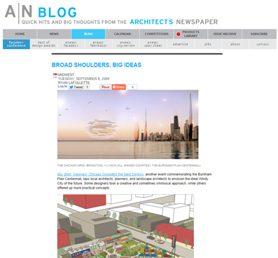 ARCHITECTS NEWSPAPER   BIGA