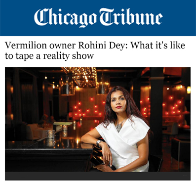 CHICAGO TRIBUNE   VERMILLION