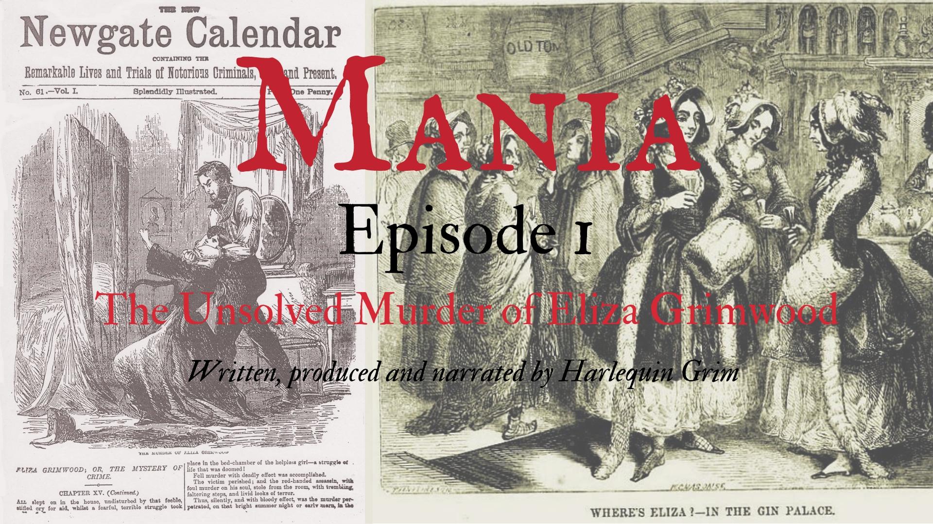 Mania Episode 1
