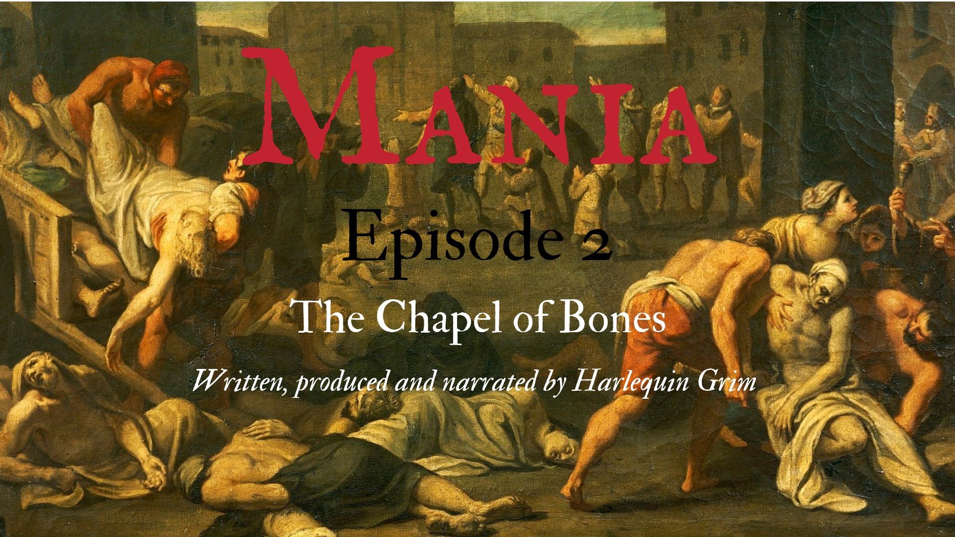 Mania Episode 2 Wallpaper