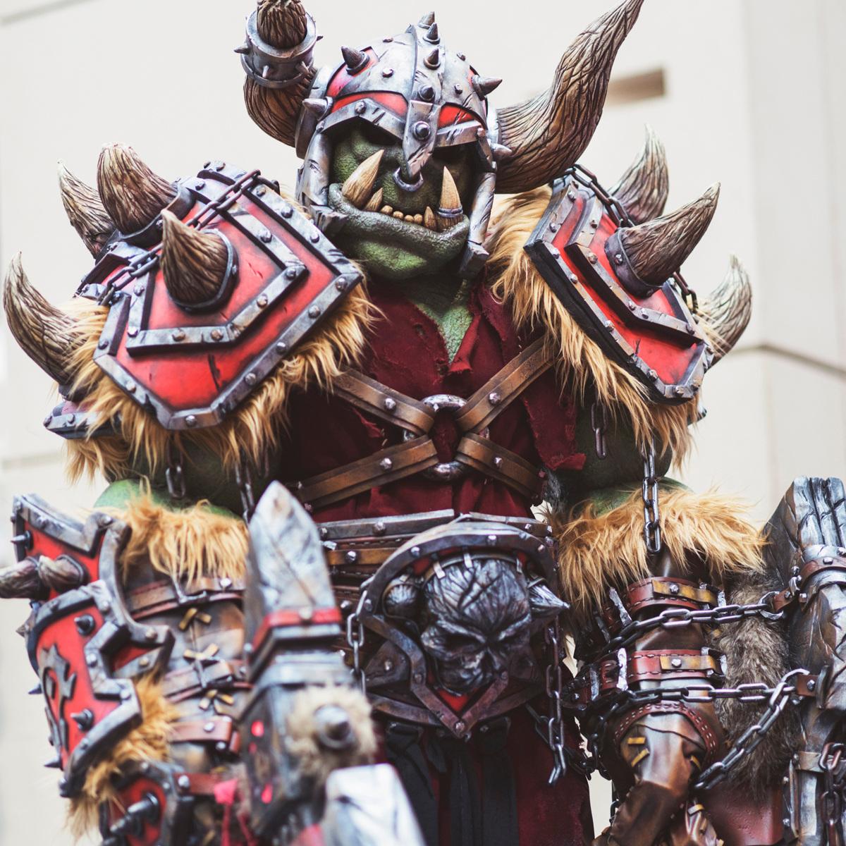 Warcraft 3 Orc -