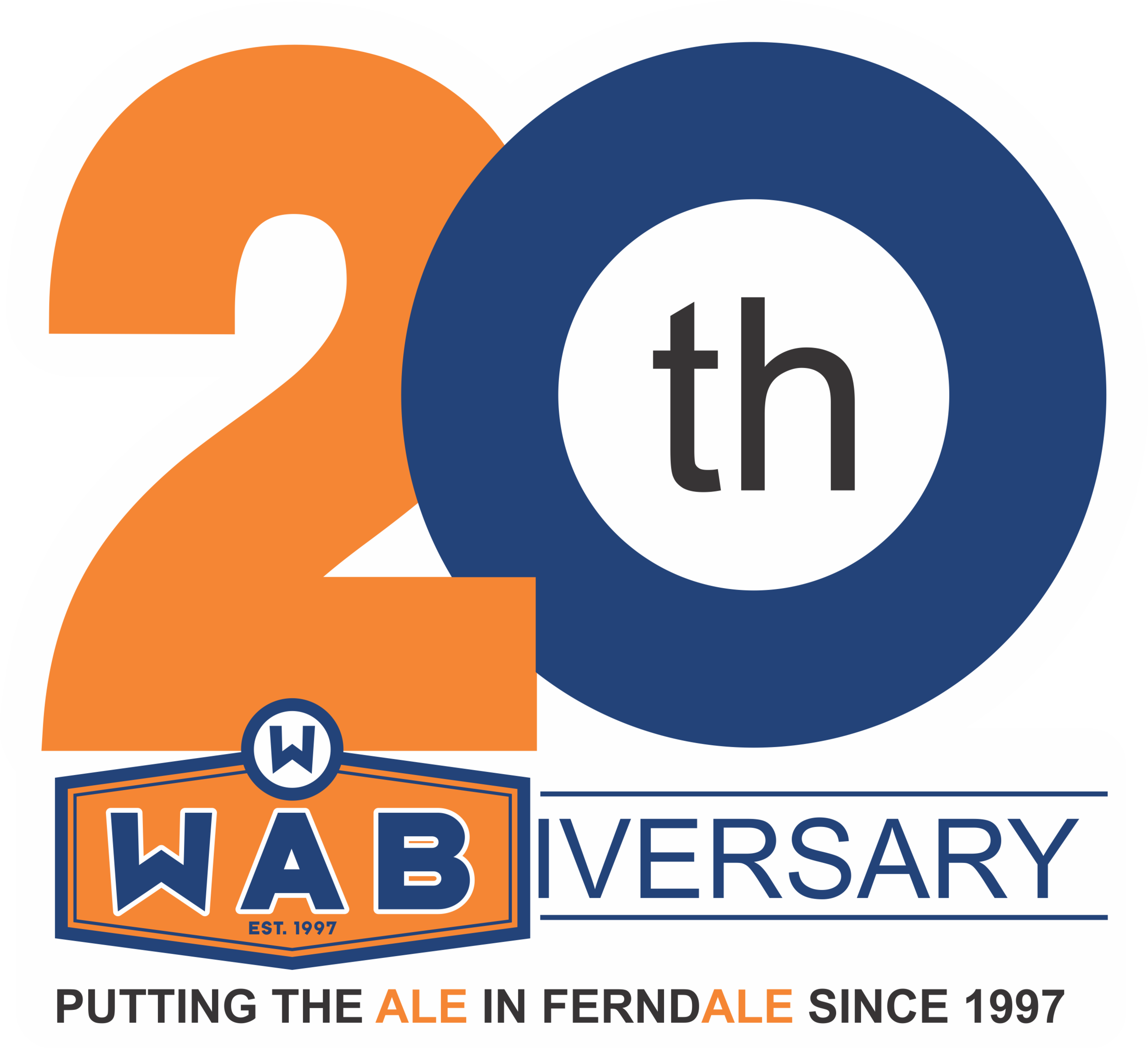 - 20 YEARS OF PUTTING THE ALE IN FERNDALE!