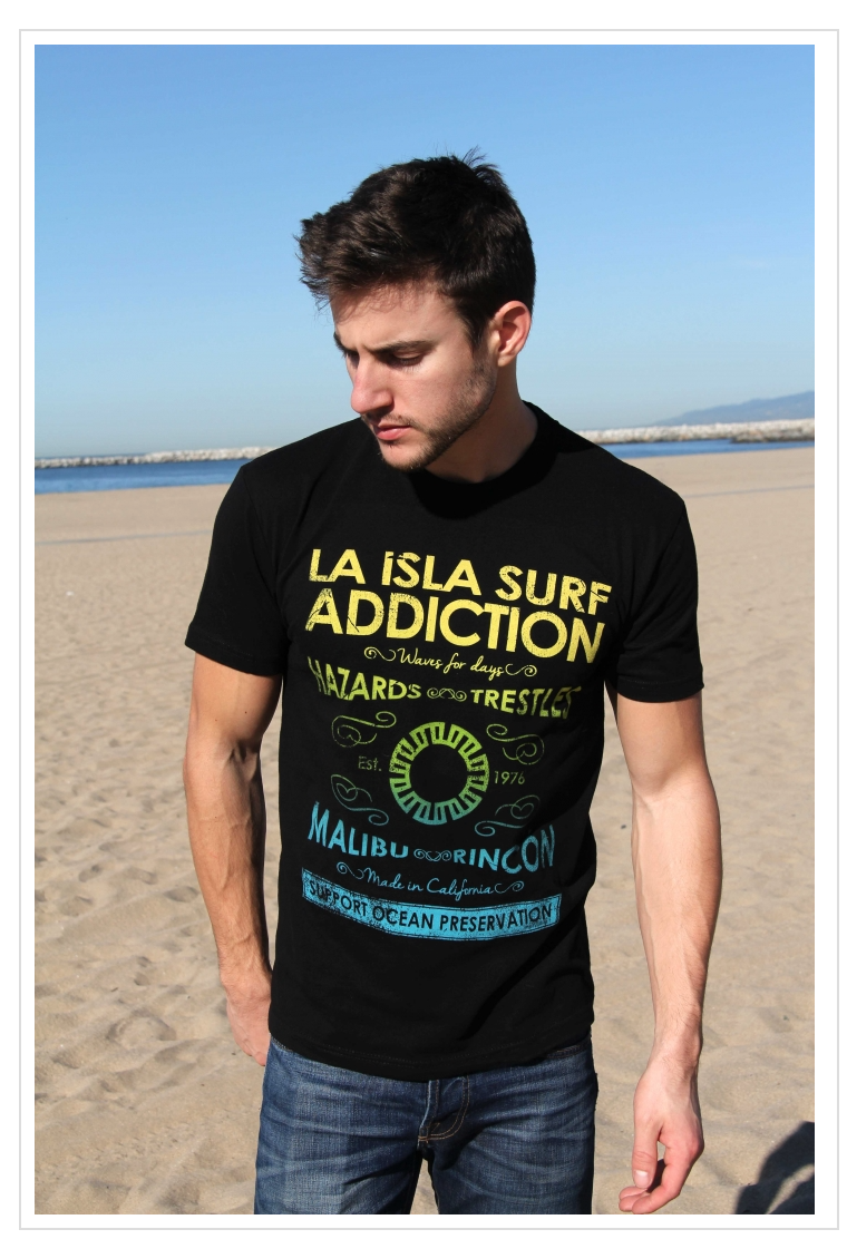La Isla. Surf Addiction.