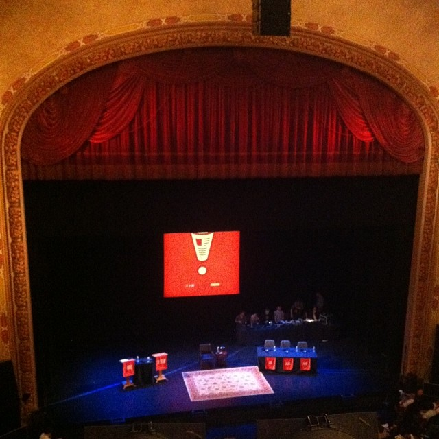 #waitwaitdonttellme (at BAM Howard Gilman Opera House)