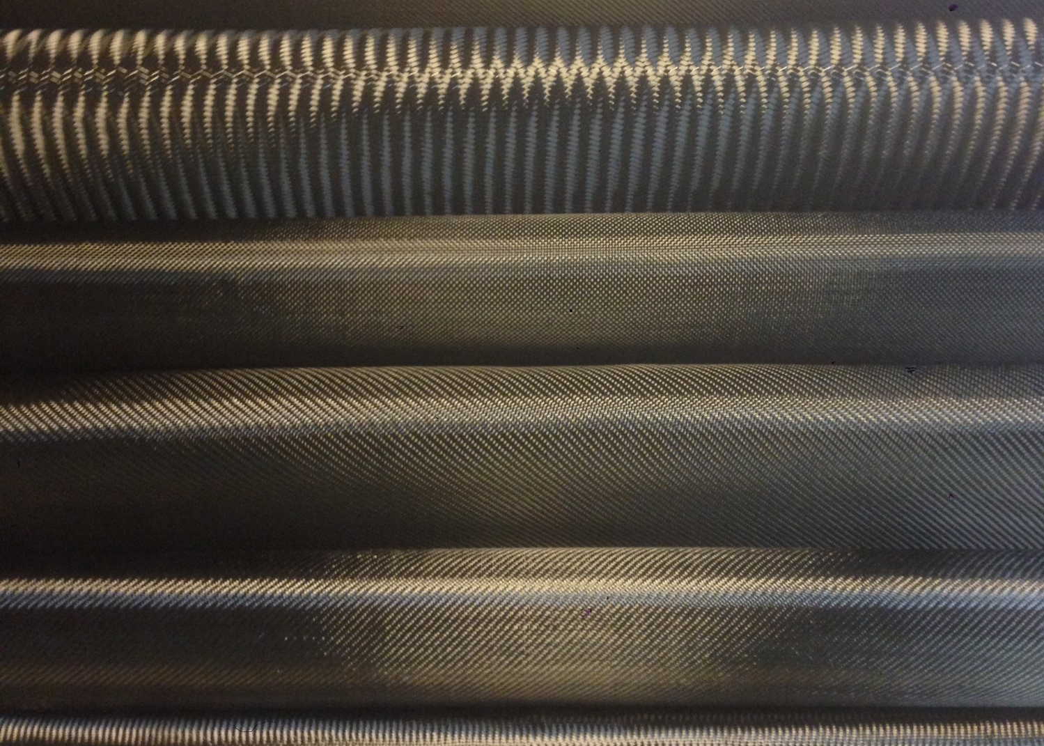 We use aerospace grade carbon fiber.