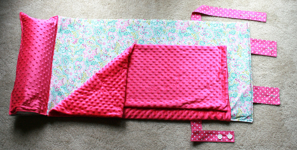 Custom Nap Mat For Kindergarten