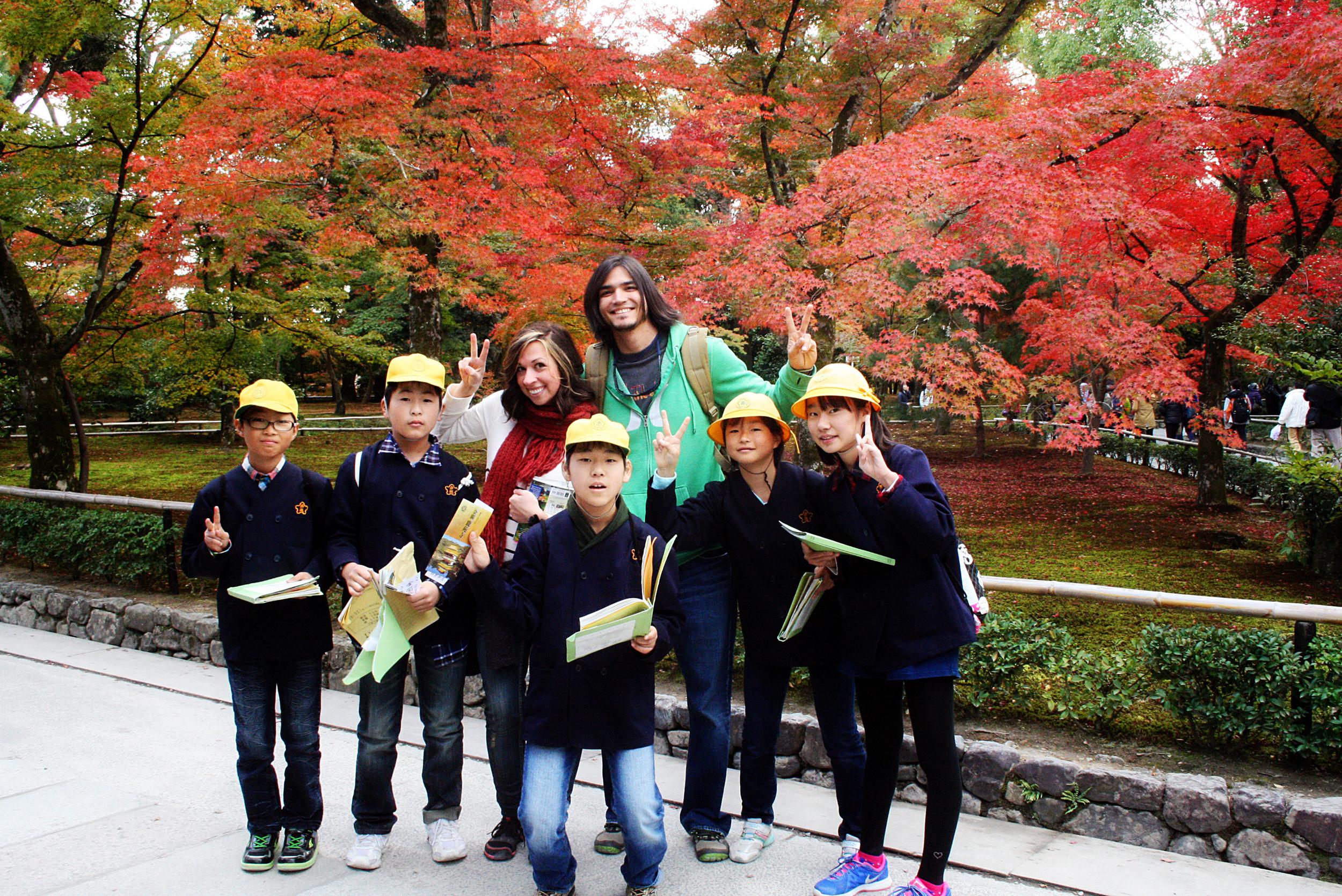 Kids of Japan